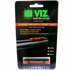 Мушка Hiviz Narrow Magnetic Shotgun Sight красная (58459)