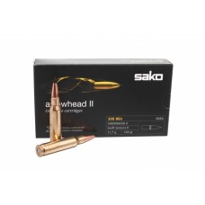 Набої Sako Arrowhead II к.308Win Swift Scirocco 11,7g (20шт) (арт.408A)