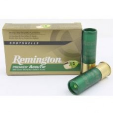 Патрон Remington PREMIER ACCUTIP BONDED 12/76 пуля PPT 25гр, 5шт/уп