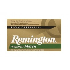 Патрон Remington 308 Win(7,62/51) MatchKing BTHP 11,34гр 20шт/уп