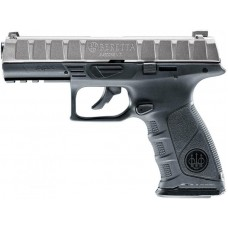 Пистолет пневм. Beretta APX metal grey 4,5mm BB