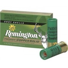 Патрон Remington PREMIER COOPER SOLID 20/70 пуля CSHP 17,5гр (5 шт)