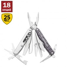 Набор LEATHERMAN Juice XE6-Granite Gray, коробка