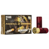 Патрон Federal TRUBALL Deep Penetrator RIFLED SLUG к. 12/70 28,4гр(5шт) (PB127DPRS)