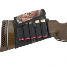 Патронташ Mossy OAK BUTTSTOCK SHOTSHELL HOLDER LOGO