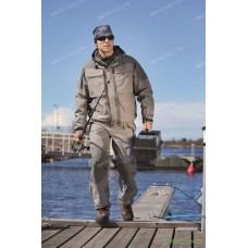 Костюм JahtiJakt Hossa fishing suit air-tex membrane, grey